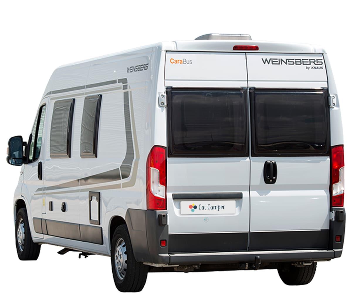 4 Berth | Weinsberg CaraBus 601 K